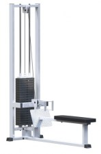 Блочный тренажер AR047 Горизонтальная тяга (стек 100 кг)