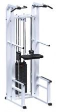 AR049 Турник с противовесом (стек 100 кг)