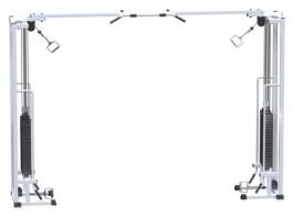 AR083.2х100 Кроссовер на базе реабилитационного тренажера (стек 2х100 кг)