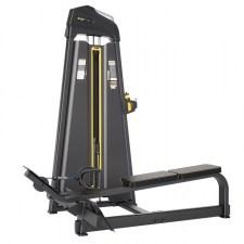 Блочный тренажер Гребная тяга. Горизонтальный блок E-1033В