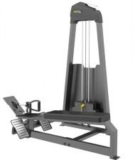 Блочный тренажер Гребная тяга. Горизонтальный блок E-3033