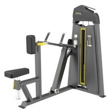 Блочный тренажер Гребная тяга с упором на грудь E-3034