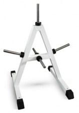 Стойка для хранения блинов для штанги диаметром 25 мм - А-образная (на 5 позиций) МВ Барбелл MB 1.12