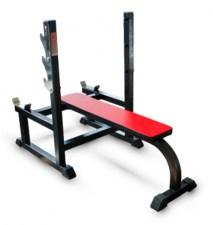 Скамья-стойка для жима на трицепсы лежа (Скамья - стойка для французского жима лёжа) MB Barbell MB 2.09