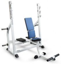Скамья - стойка для жима штанги сидя МВ Barbell MB 2.14