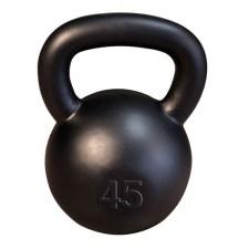 Гиря 20,4 кг (45lb) классическая