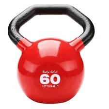 Гиря тренировочная для кроссфита 27,2 кг KETTLEBALL