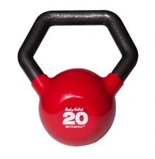 Гиря для кроссфита, чугун 9,1 кг KETTLEBALL
