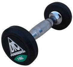DFC Гантели пара 1 кг POWERGYM DB002-1