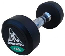 DFC Гантели пара 4 кг POWERGYM DB002-4