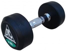 DFC Гантели пара 6 кг POWERGYM DB002-6