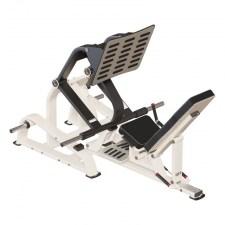 Тренажер Жим ногами (маятниковый) на свободных весах VERTI V202
