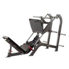 Грузоблочный тренажер Жим ногами (угол 45 градусов) X-LINE X202